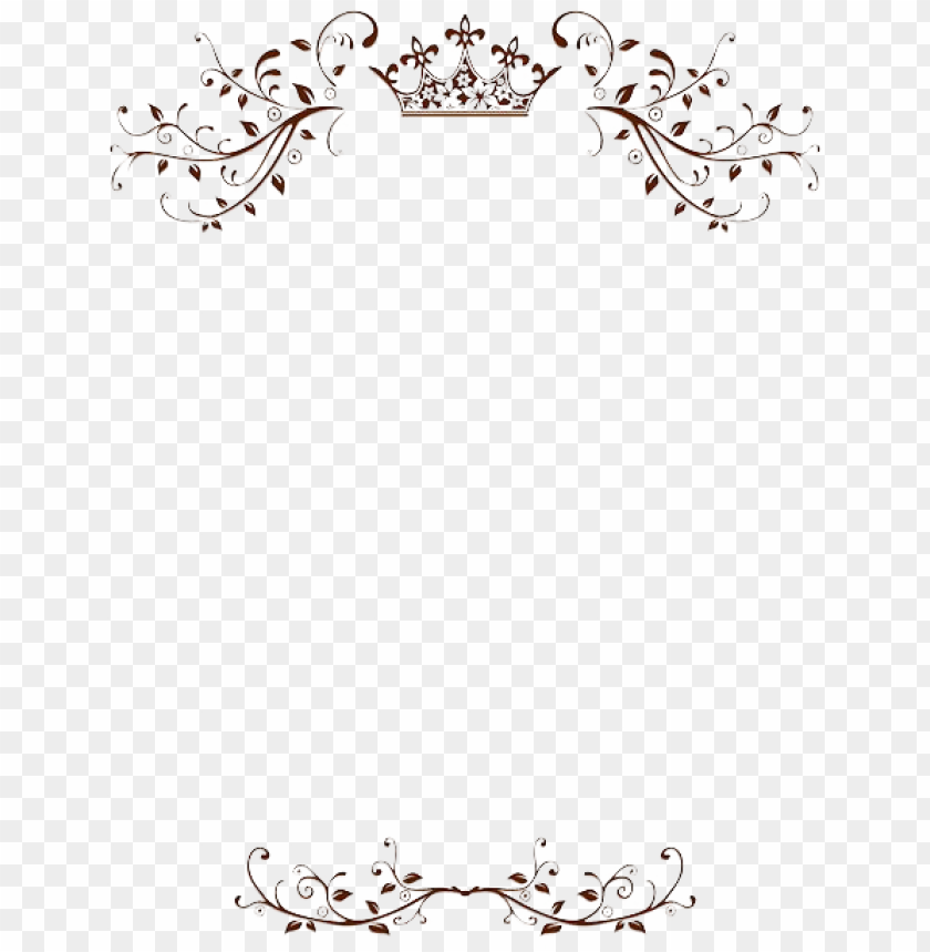 Wedding Invite Borders: Free PNG Wedding Invitation Border Png