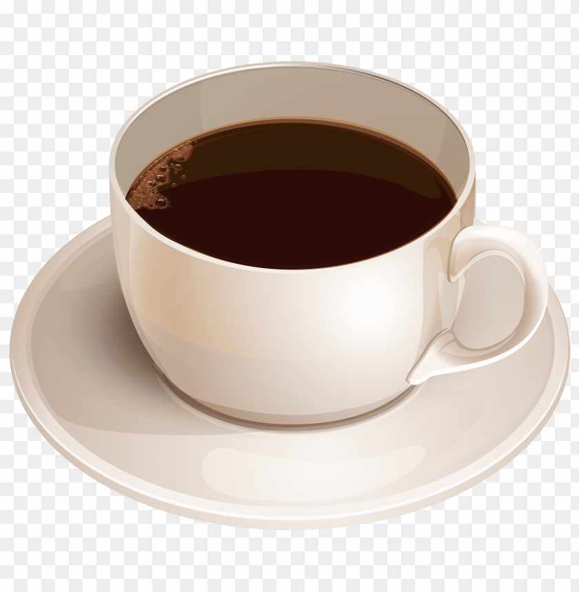 free png white cup with coffee PNG images transparent