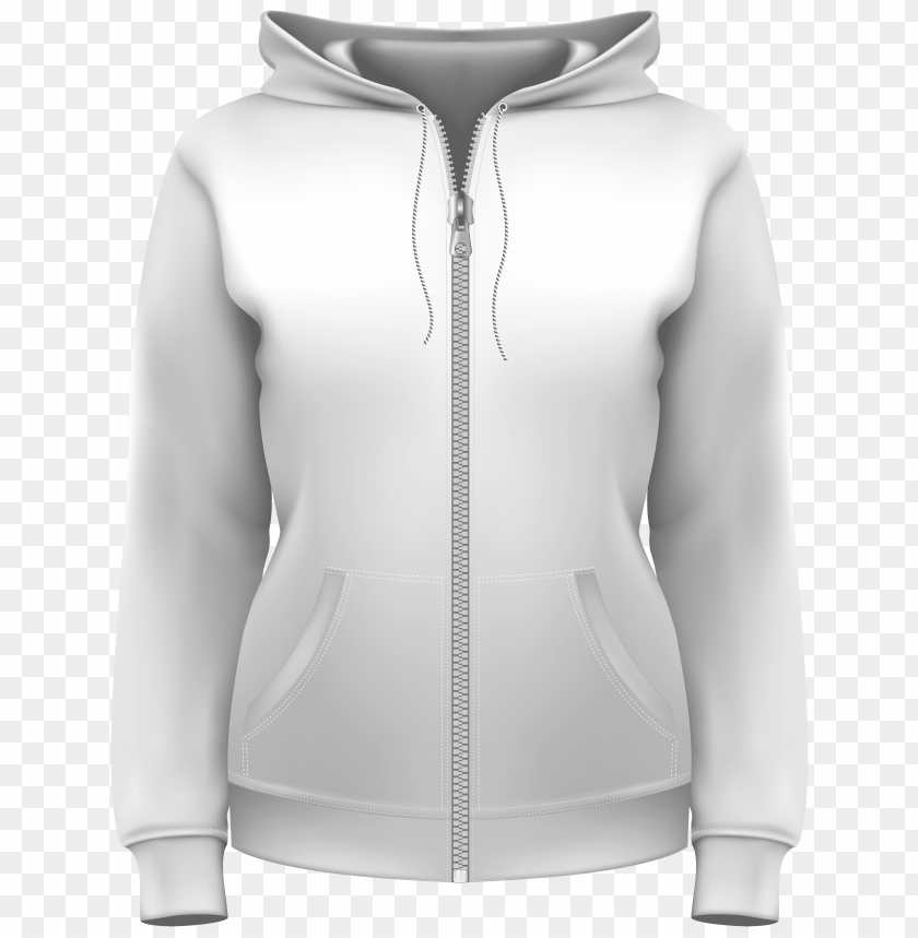 free png white hoodie PNG images transparent