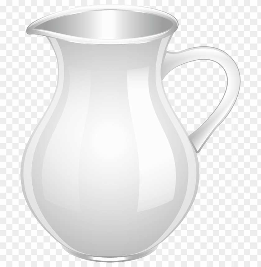 free png white jug PNG images transparent