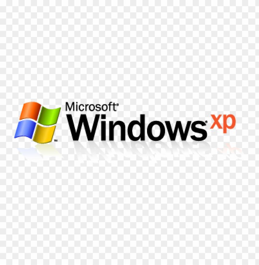 Windows Xp Original Vector Logo Free Download Toppng