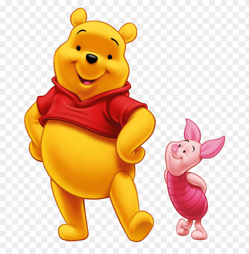 Free Png Download Winnie Pooh And Piglet Clipart Png Photo Png Images Transparent
