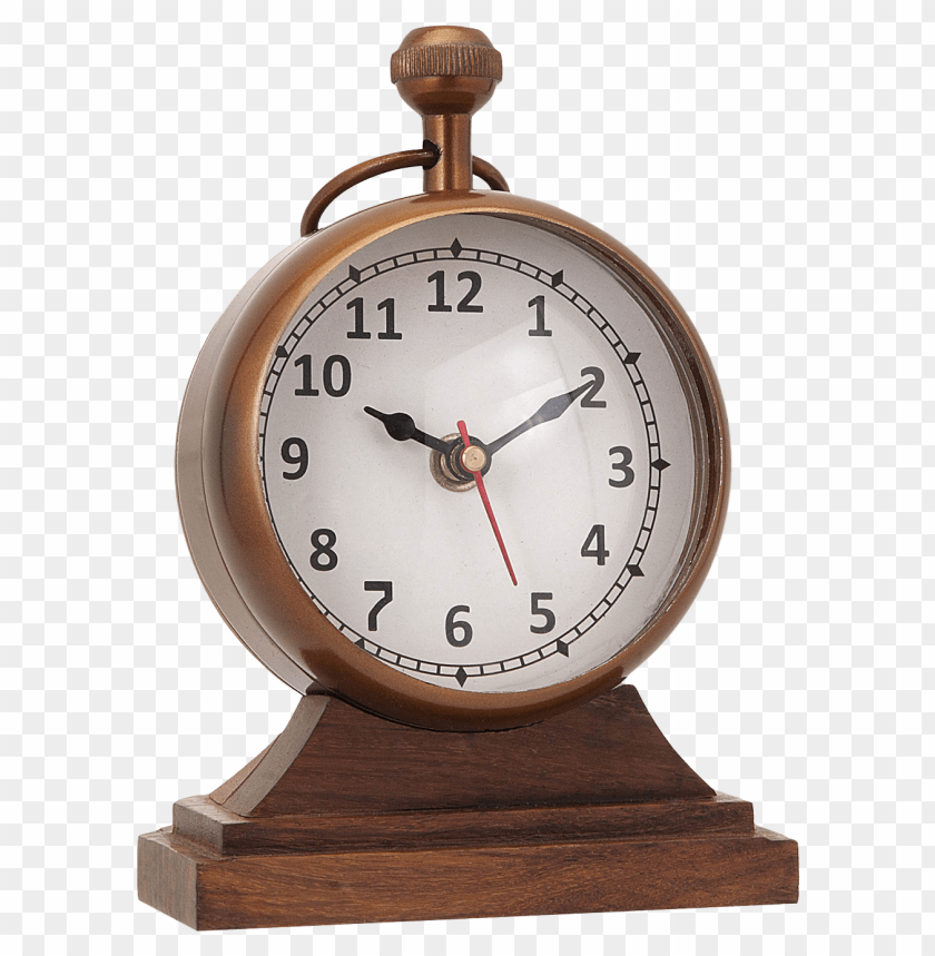 free png Wooden Alarm Clock PNG images transparent