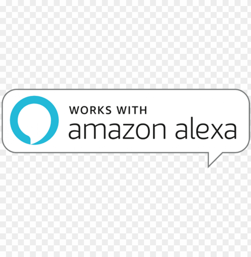 free PNG works with amazon alexa logo PNG image with transparent background PNG images transparent