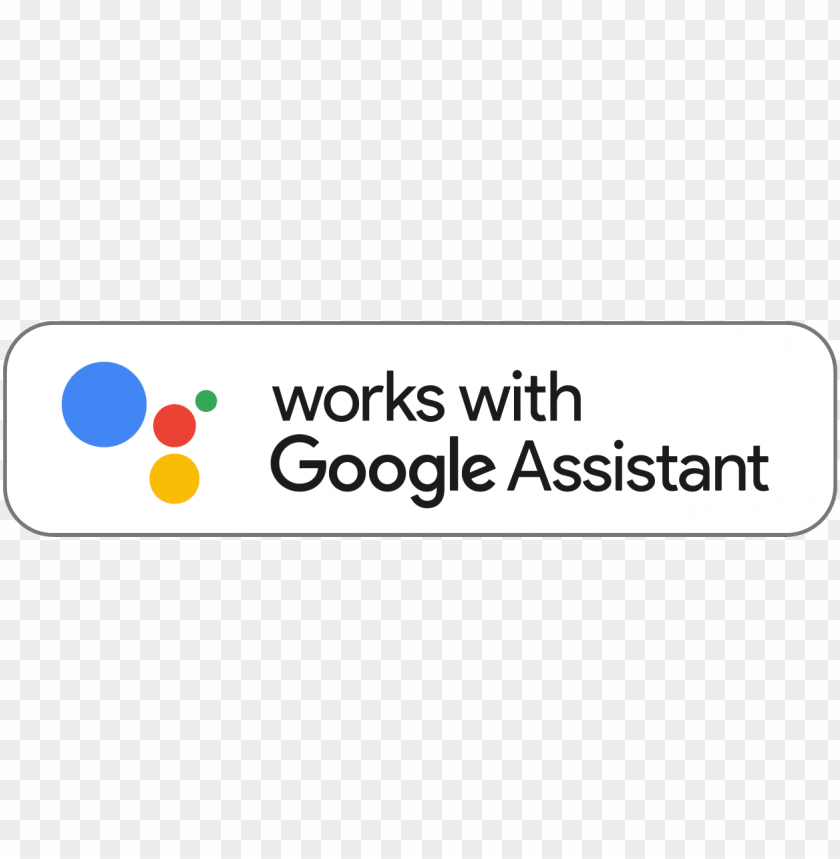 free PNG works with google assistant and amazon alexa logo PNG image with transparent background PNG images transparent