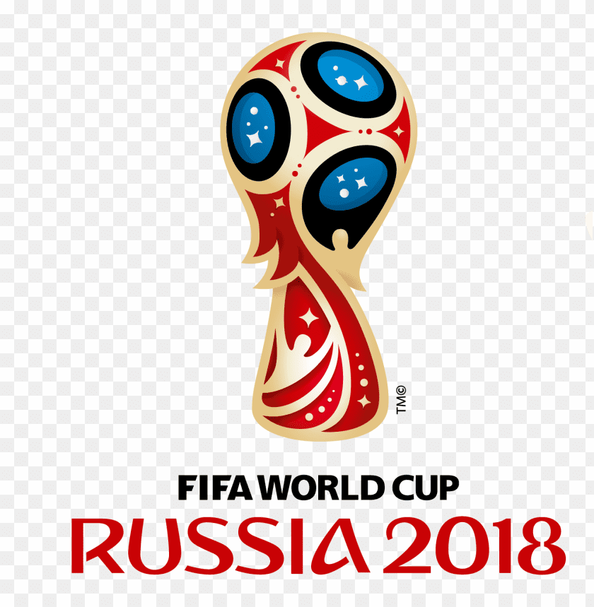 World Cup logo russia 2018 png - Free PNG Images | TOPpng
