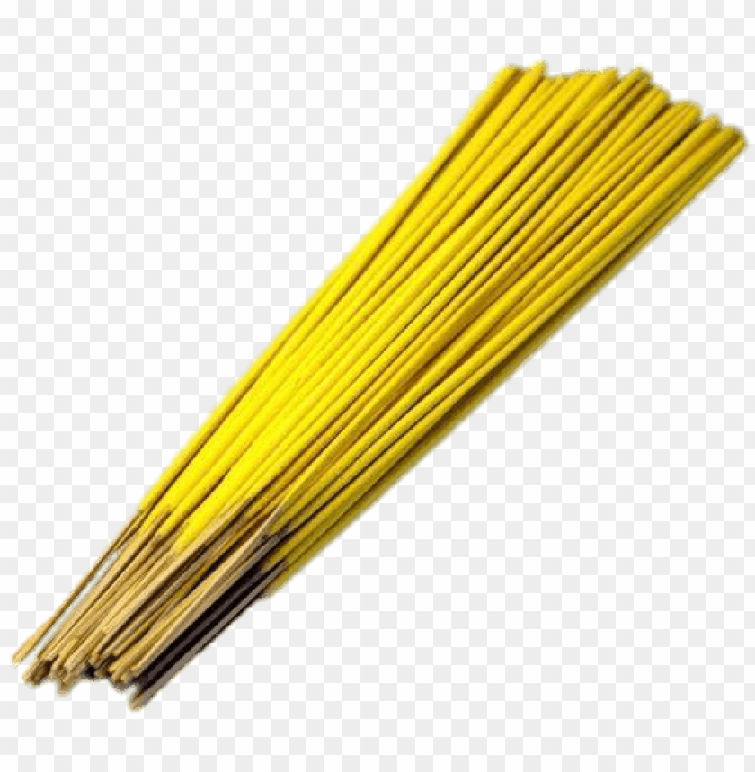 free PNG yellow incense sticks PNG image with transparent background PNG images transparent