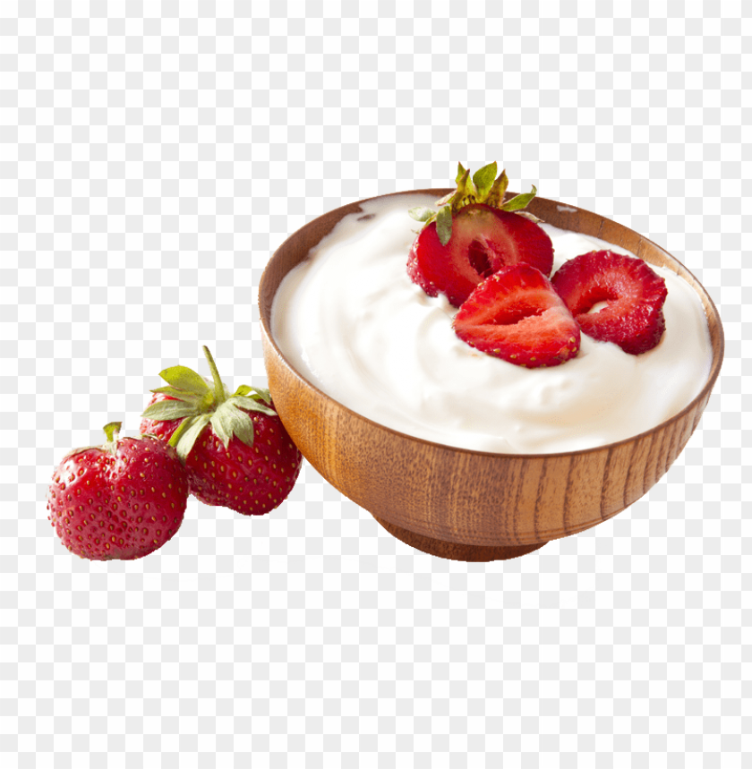 free PNG yogurt dish PNG images transparent