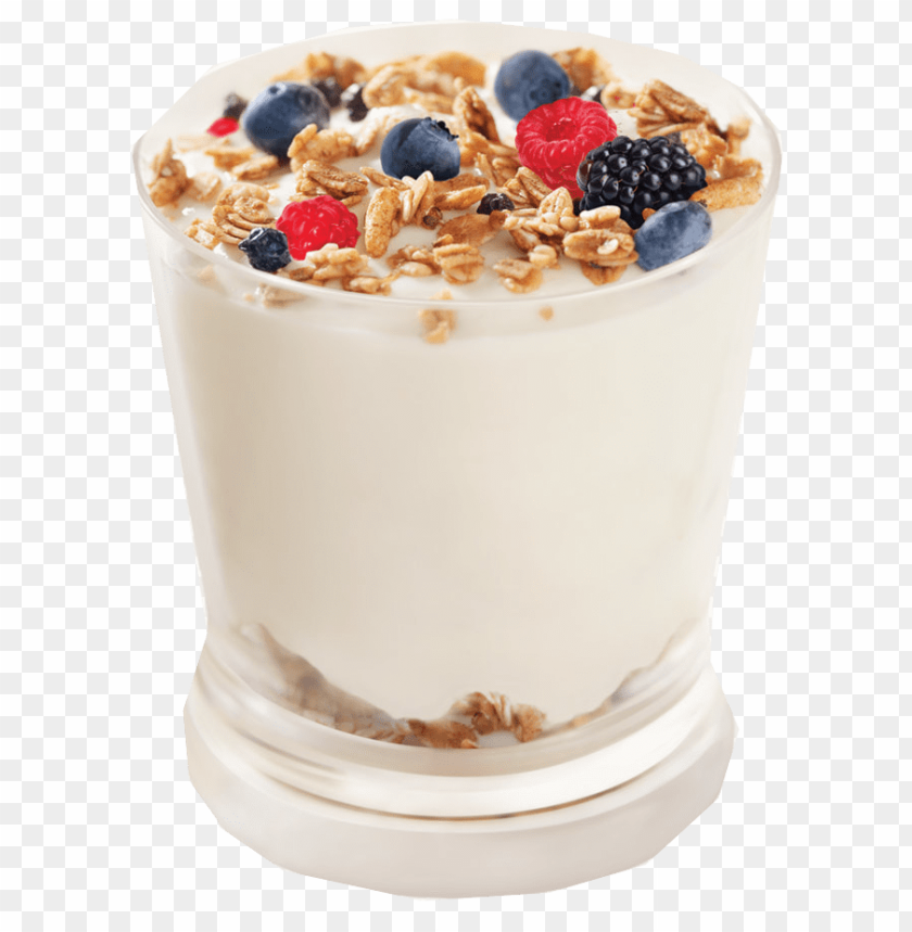 free PNG yogurt dish PNG images transparent