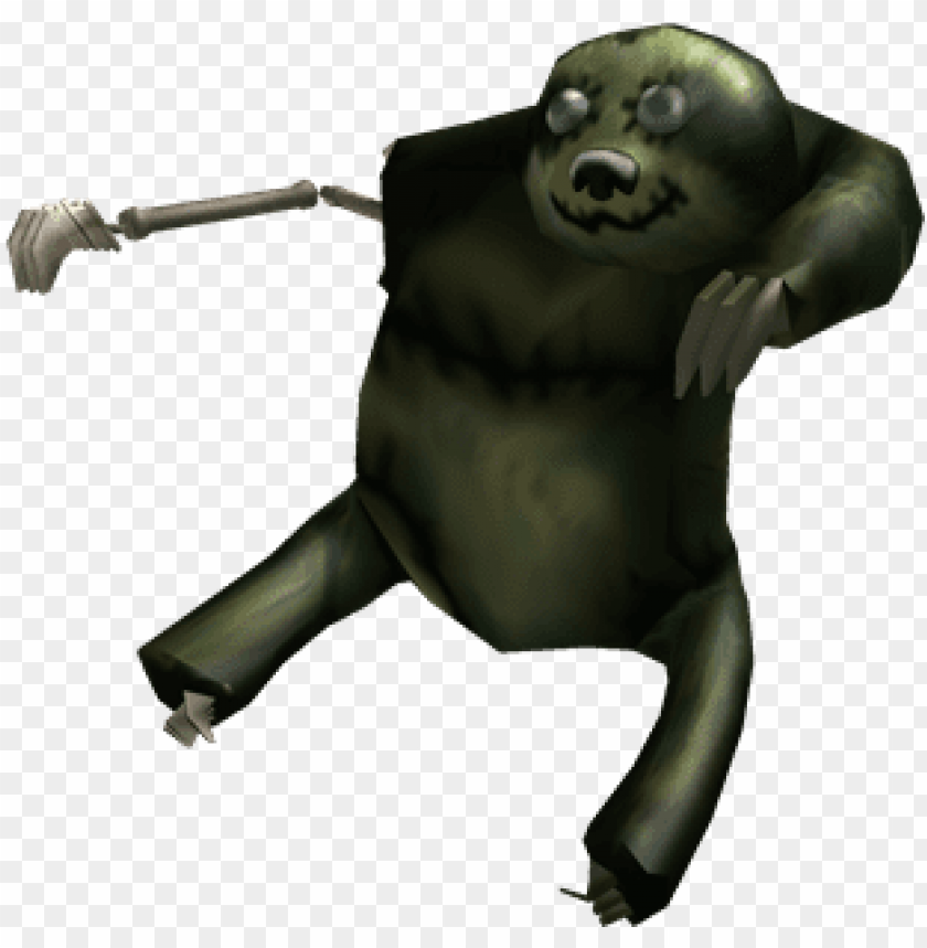Zombie Shoulder Sloth Roblox Png Image With Transparent