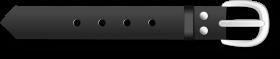 a simple belt clip art
