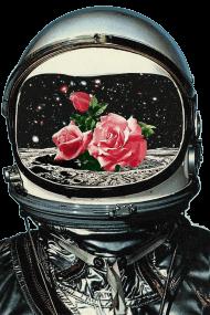Astronaut - moon