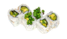 avocado roll png file