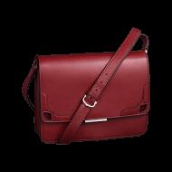 cartier women red bag