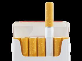 Cigarette Open Pack