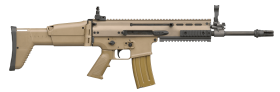 classic dust assault rifle