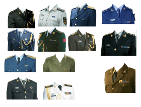 Chinese Army Clothing