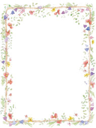 flowers borders download png
