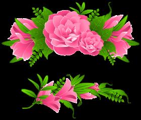 flowers borders free