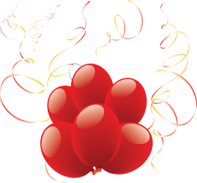 balloon Red Group