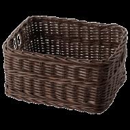 Dark Brown Ikea Basket