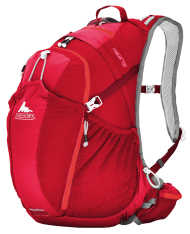 Gregory Red Backpack png - Free PNG Images