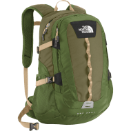 The Northface Green Backpack