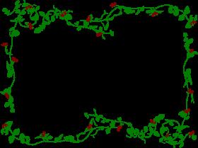 garland frame  image