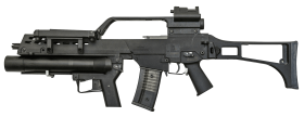 grenade launcher gun