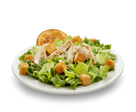 grilled chicken caesar salad png