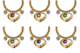 jewel set