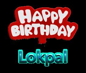 lokpal 3d letter png name