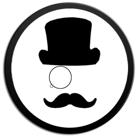 monocle top hat