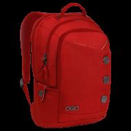 ogio soho women's backpack – red