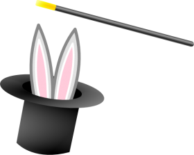 rabbit hat png