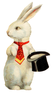 rabbit hat png background image