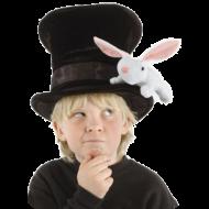 rabbit hat transparent image
