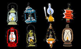 ramadan lamp duo