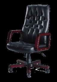 red and black deskchair