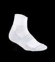running white socks
