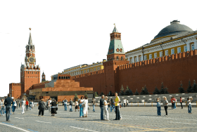 Russia Red Square Attractions