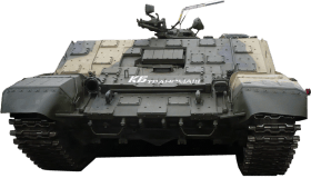 Russian military tank