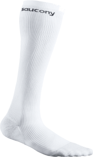 saucony white socks
