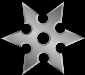 shuriken type 6