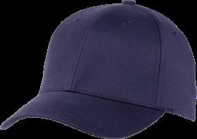 simple navy blue cap