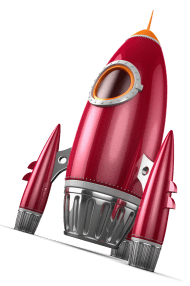 Space exploration rocket