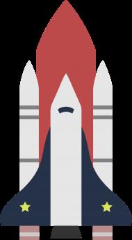 Space Shuttle flat