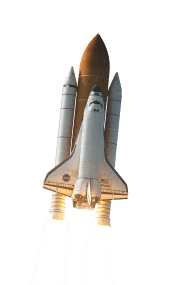 Space Shuttle starting