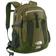 the north face recon burnt olive green
