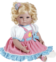Download Adora 20 Inch Lifelike Toddler Baby Dolls For Kids Adora Doll Png Free Png Images Toppng